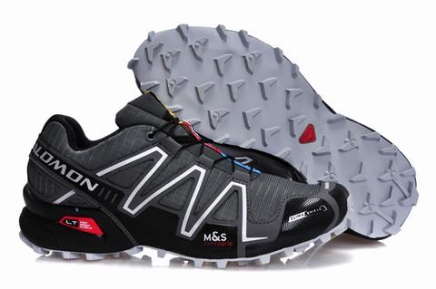 newest 804f8 68bd8 chaussures salomon femme contagrip