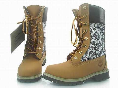 4dc319a48de Chaussures Timberland Femme