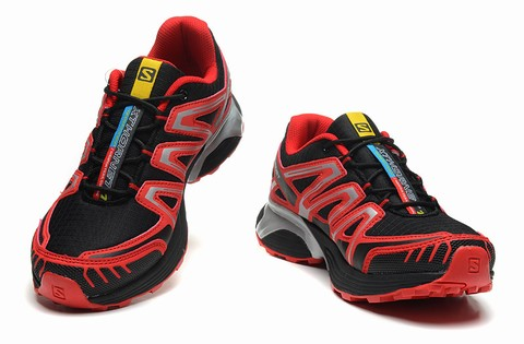 Homme En Salomon Randonnee Chaussures Solde Chaussure Decathlon Uq651w
