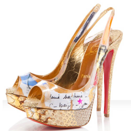 chaussure style louboutin pas cher