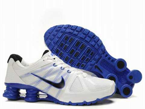 Nike Shox Rivalry Noir Vernis